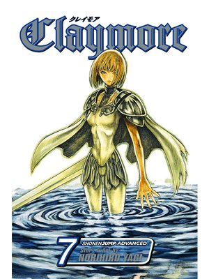 cover image of Claymore, Volume 7