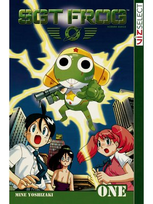 cover image of Sgt. Frog, Volume 1