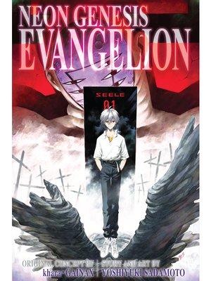 cover image of Neon Genesis Evangelion 3-in-1 Edition, Volume 4
