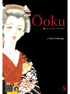 cover image of Ôoku: The Inner Chambers, Volume 5