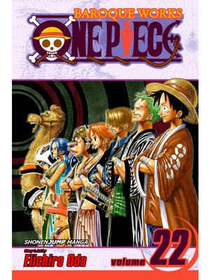 cover image of One Piece, Volume 22