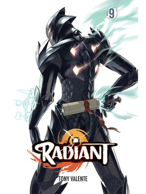 cover image of Radiant, Volume 9