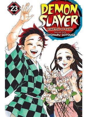 cover image of Demon Slayer: Kimetsu no Yaiba, Volume 23