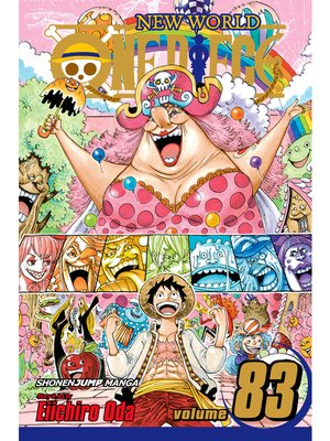 cover image of One Piece, Volume 83