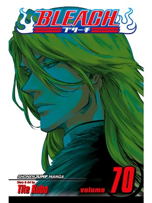 cover image of Bleach, Volume 70