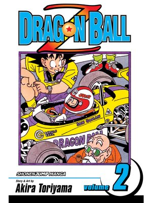 cover image of Dragon Ball Z, Volume 2