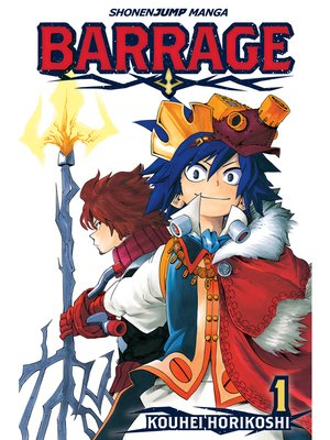 cover image of Barrage, Volume 1