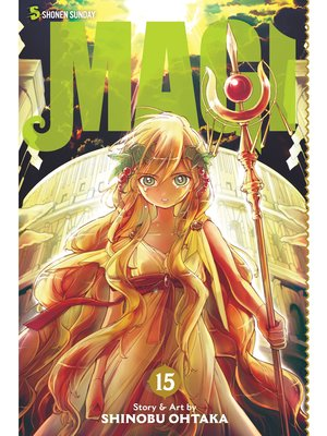 cover image of Magi: The Labyrinth of Magic, Volume 15