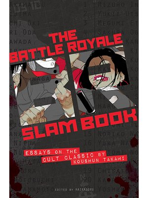 cover image of Battle Royale Slam Book