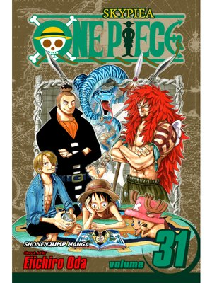 cover image of One Piece, Volume 31