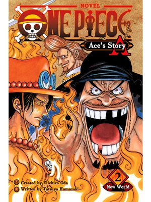 cover image of One Piece: Ace's Story, Volume 2