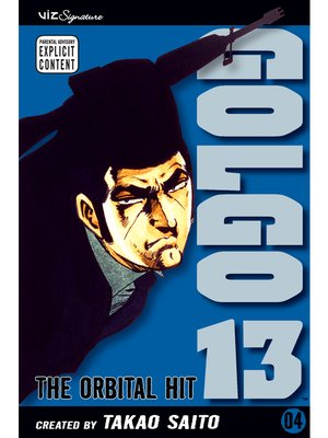 cover image of Golgo 13, Volume 4