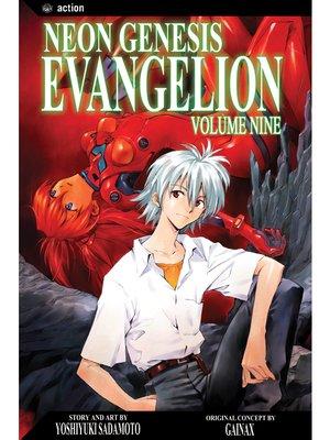cover image of Neon Genesis Evangelion, Volume 9