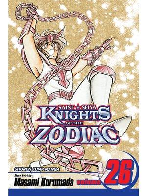 cover image of Knights of the Zodiac (Saint Seiya), Volume 26