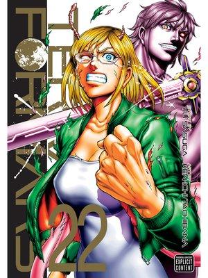 cover image of Terra Formars, Volume 22