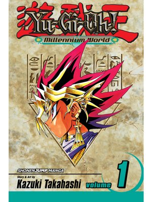 cover image of Yu-Gi-Oh!: Millennium World, Volume 1