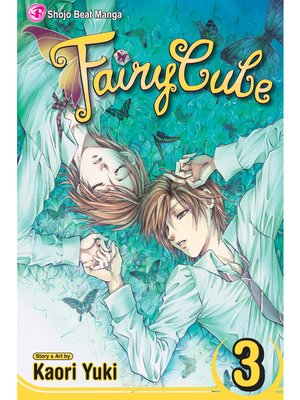 cover image of Fairy Cube, Volume 3