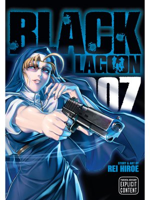 cover image of Black Lagoon, Volume 7