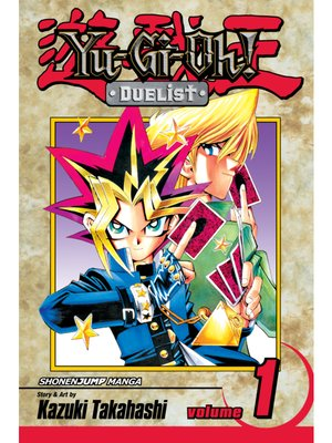 cover image of Yu-Gi-Oh!: Duelist, Volume 1