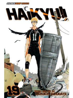 cover image of Haikyu!!, Volume 19