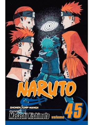 cover image of Naruto, Volume 45