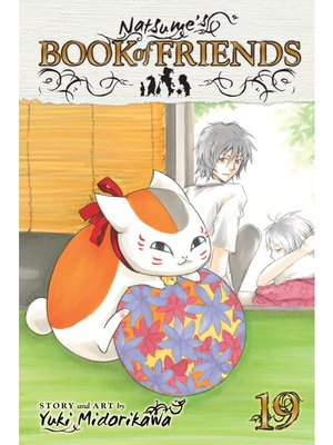 cover image of Natsume's Book of Friends, Volume 19