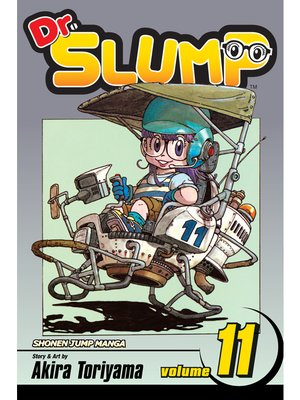 Dr. Slump, Vol. 11