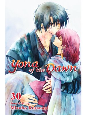 cover image of Yona of the Dawn, Volume 30