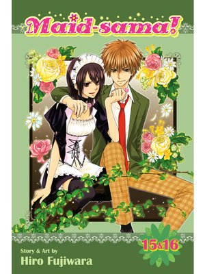 cover image of Maid-sama! (2-in-1 Edition), Volume 8