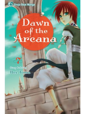 cover image of Dawn of the Arcana, Volume 7
