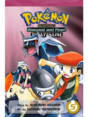 cover image of Pokémon Adventures, Volume 34