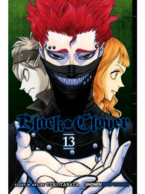 cover image of Black Clover, Volume 13