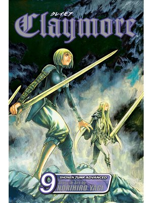 cover image of Claymore, Volume 9
