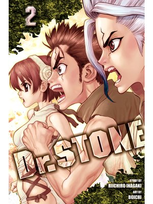 cover image of Dr. STONE, Volume 2