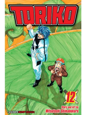cover image of Toriko, Volume 12