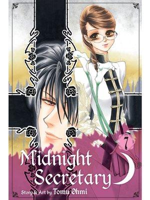cover image of Midnight Secretary, Volume 7
