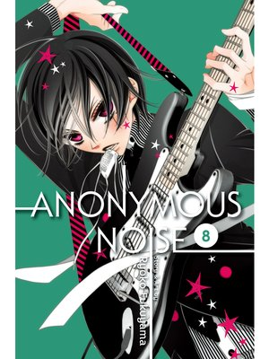 cover image of Anonymous Noise, Volume 8