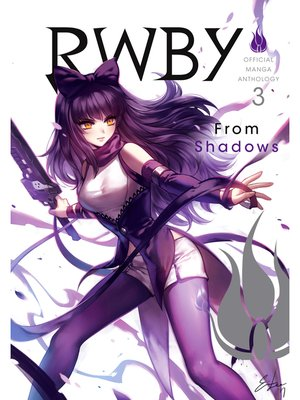 cover image of RWBY: Official Manga Anthology, Volume 3