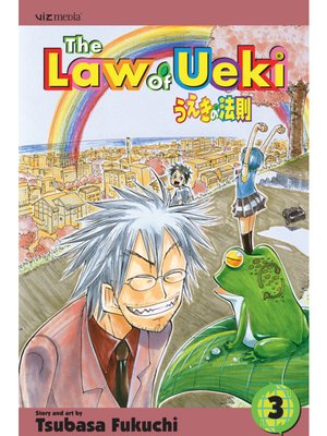 cover image of The Law of Ueki, Volume 3