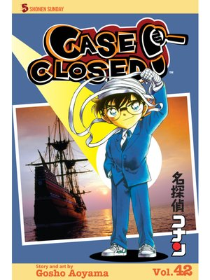 cover image of Case Closed, Volume 42