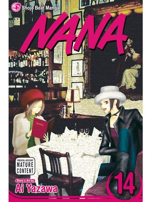 cover image of Nana, Volume 14