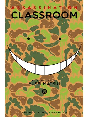 cover image of Assassination Classroom, Volume 14
