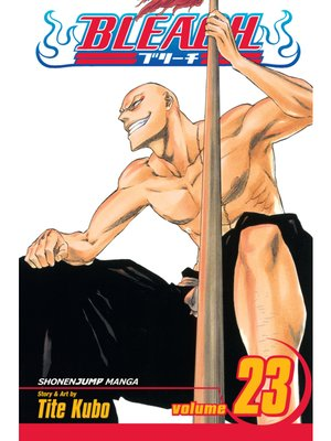 cover image of Bleach, Volume 23