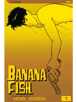 cover image of Banana Fish, Volume 1
