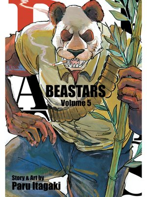 cover image of BEASTARS, Volume 5
