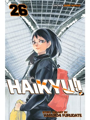 cover image of Haikyu!!, Volume 26