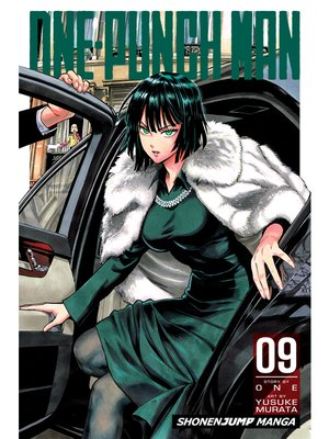 cover image of One-Punch Man, Volume 9