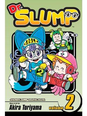 cover image of Dr. Slump, Volume 2