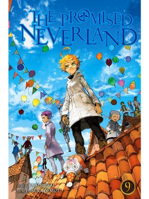 cover image of The Promised Neverland, Volume 9