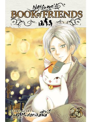 cover image of Natsume's Book of Friends, Volume 23